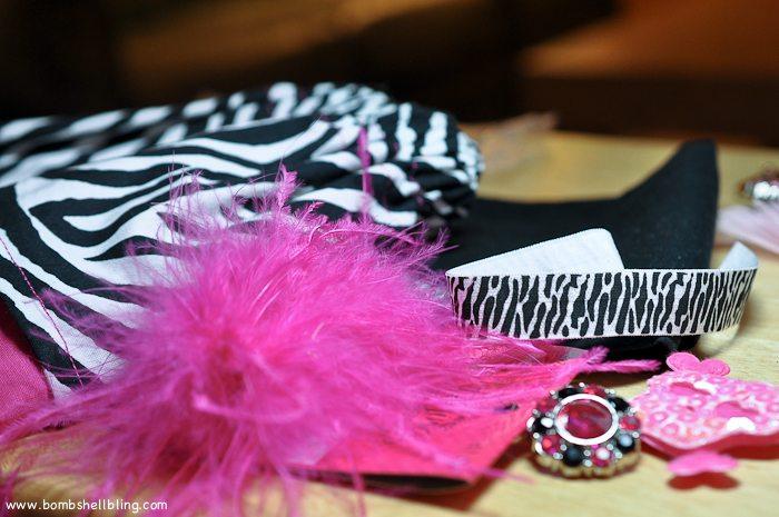 Punk Rock Baby Headband-2