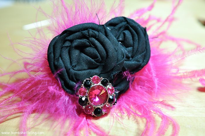 Punk Rock Baby Headband-7