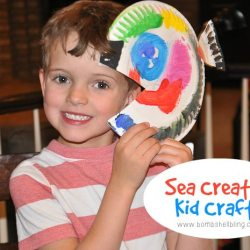 Sea Creatures Kid Crafts