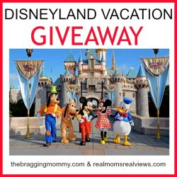 DISNEYLAND VACATION GIVEAWAY!!!!