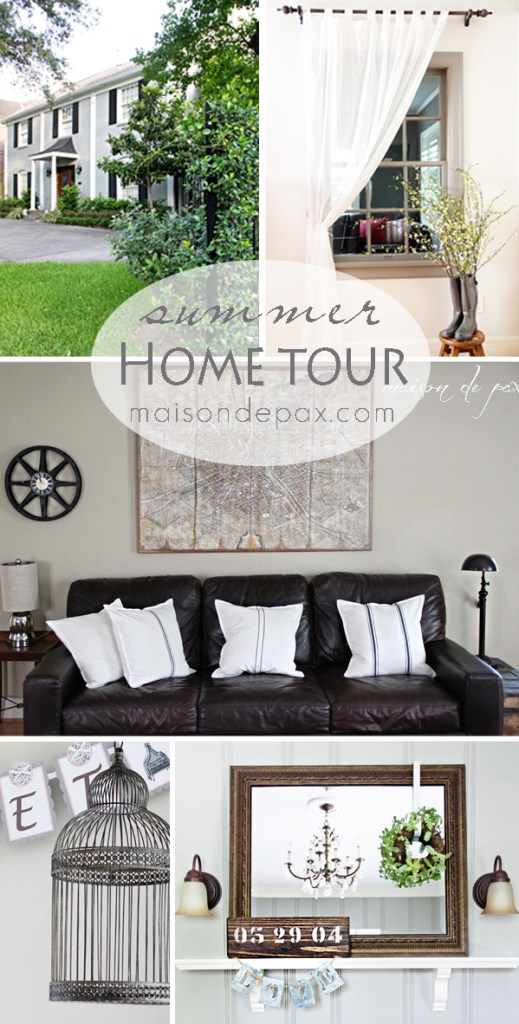 *summer-home-tour-collage