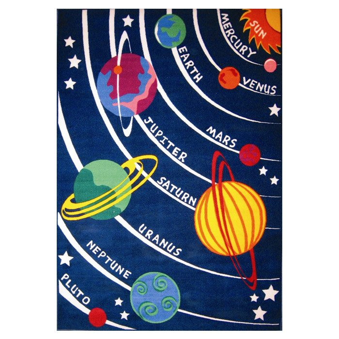 Classroom Rug: From Rug To Room . . .