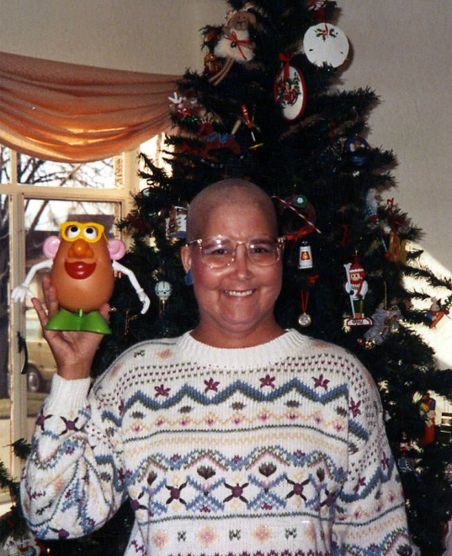 Mom Mrs Potato Head