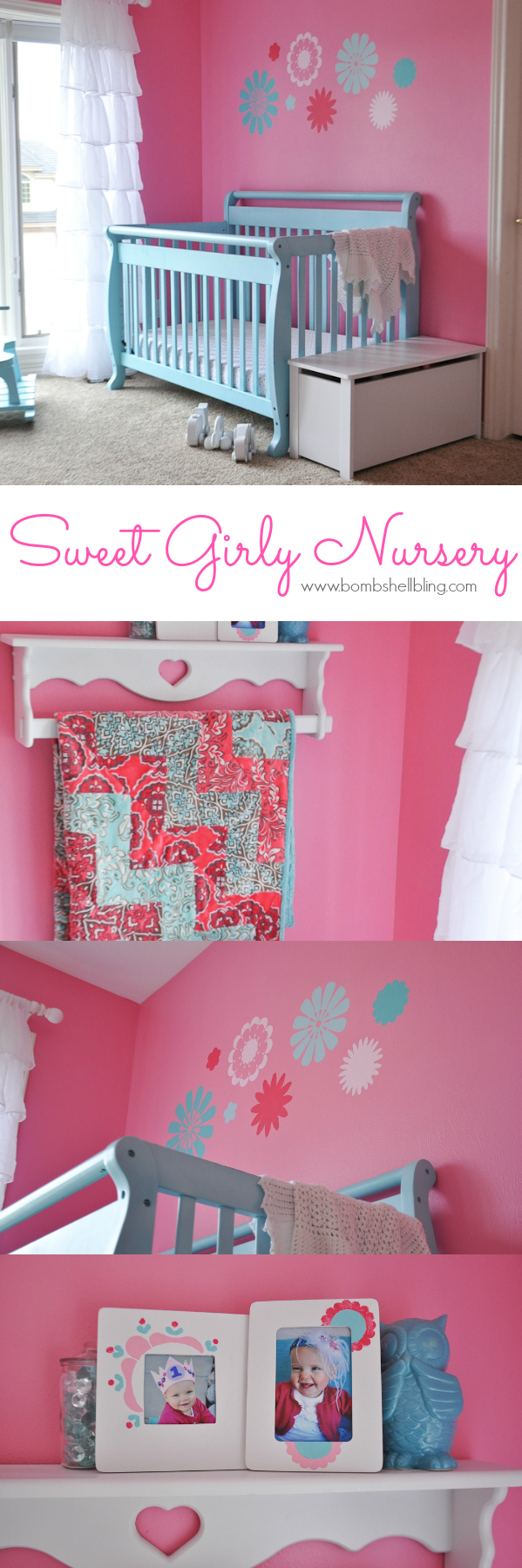 Sweet Girly Nursery