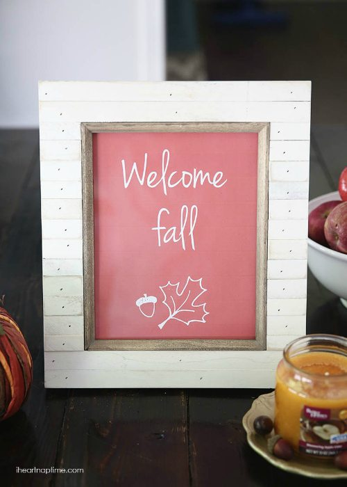 Free Fall Printables Welcome-fall-free-printable