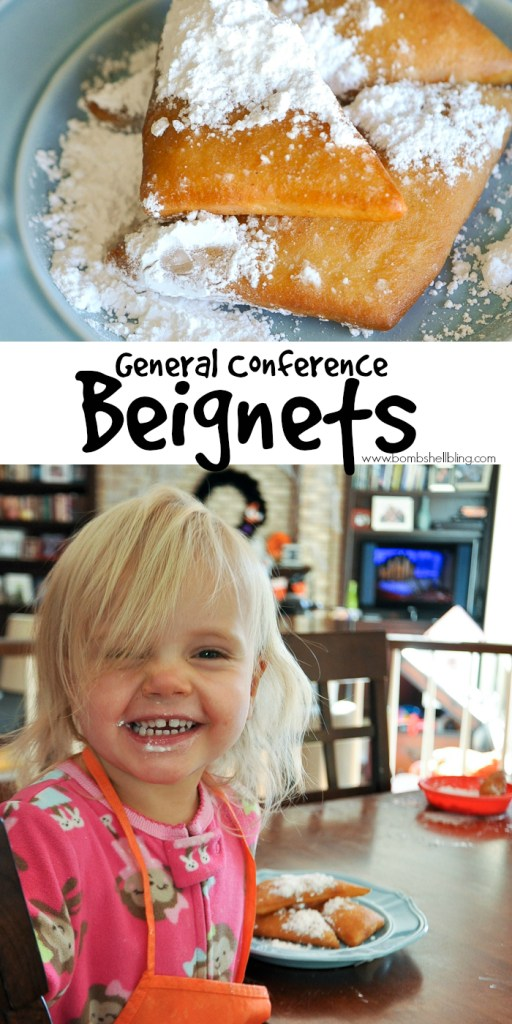General Conference Beignets