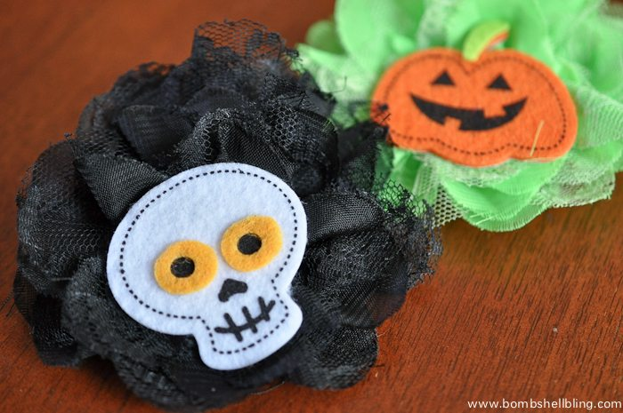 Simple Halloween Hair Accessories-8