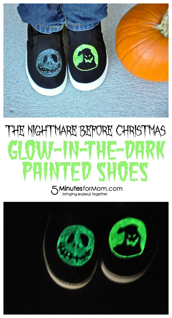 The-Nightmare-Before-Christmas-Glow-in-the-Dark-Painted-Shoes-for-5-Minutes-for-Mom
