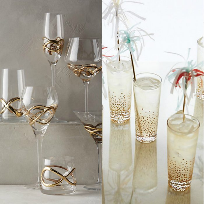 A Collection of Gorgeous Glassware!