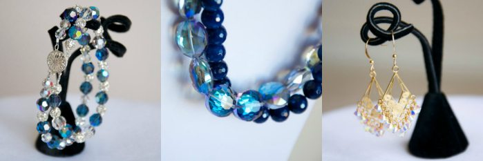 A Collection of Jewelry from BOMBSHELL BLING!