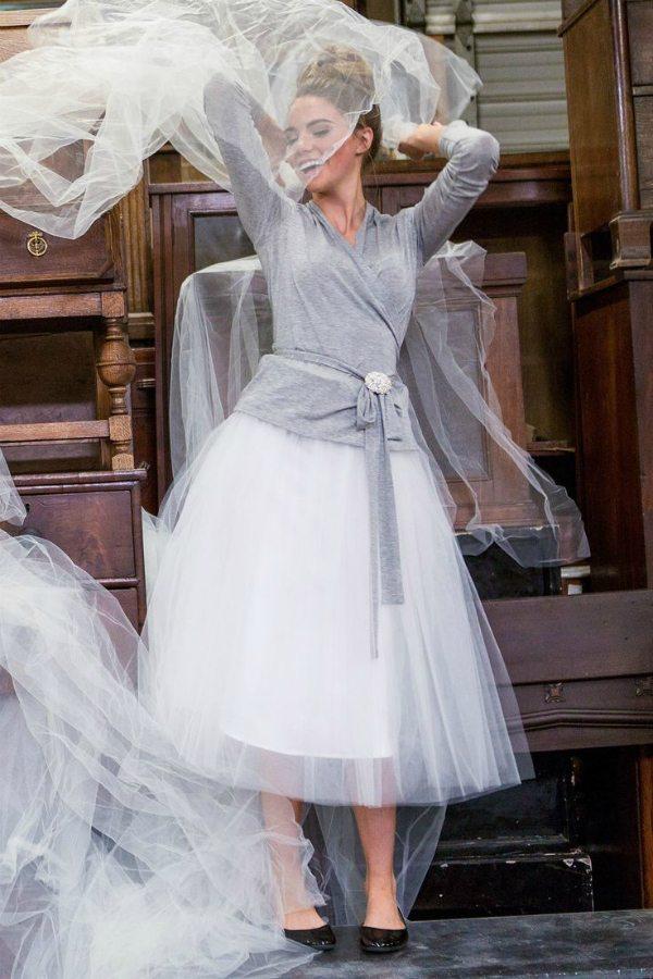 A Tulle Skirt!