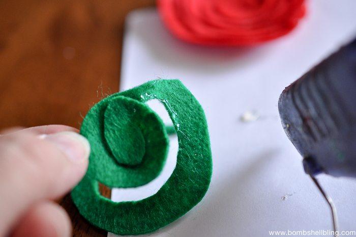 How to Make Swirled Felt Flowers-3