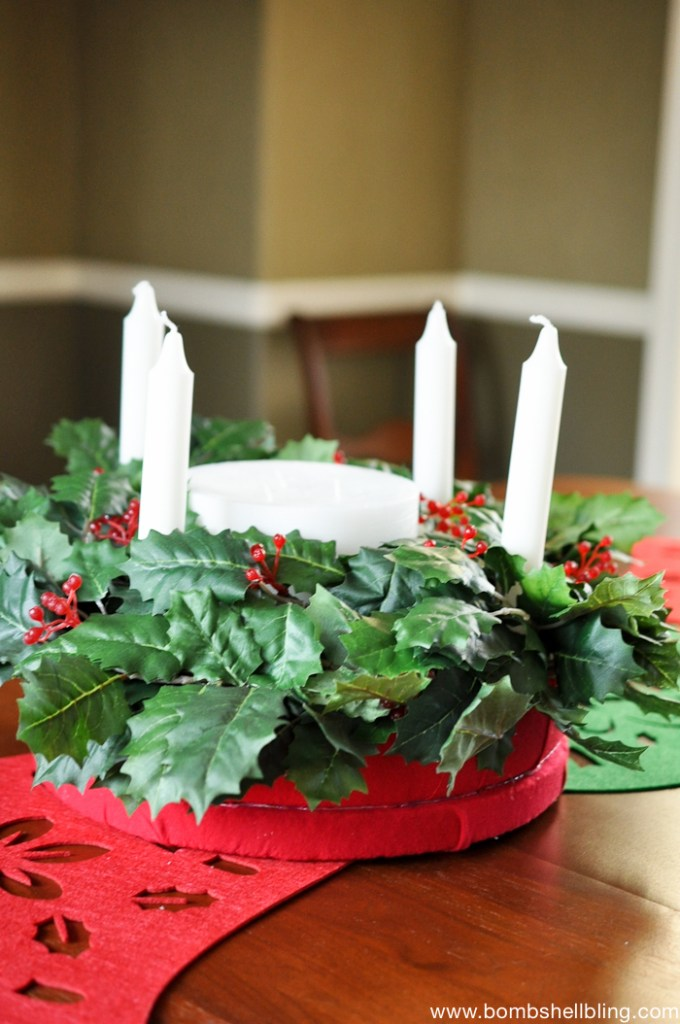 I love this meaningful Christ-centered family tradition of the advent wreath!