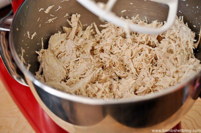 Creamy Mushroom Pepperjack Chicken Enchilada Recipe-1