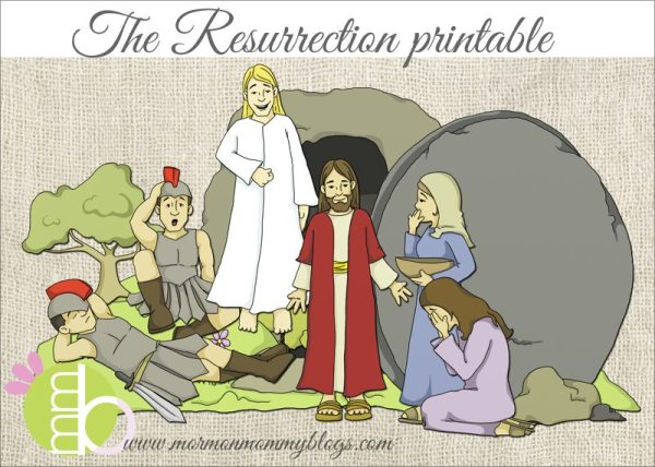 The Ressurection Printables