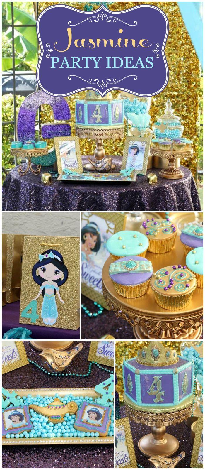 *Aladdin Party