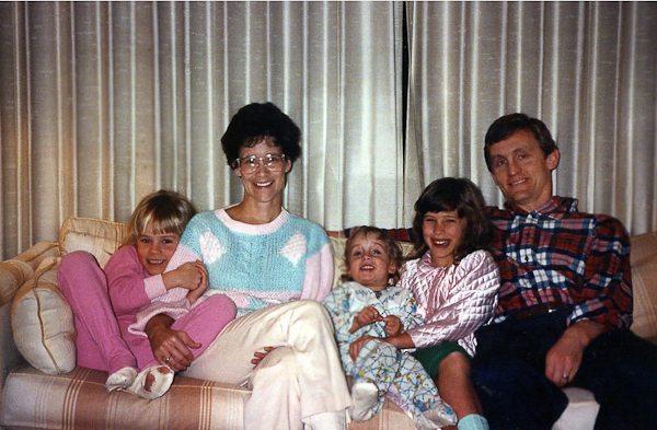 Happy Family Pic