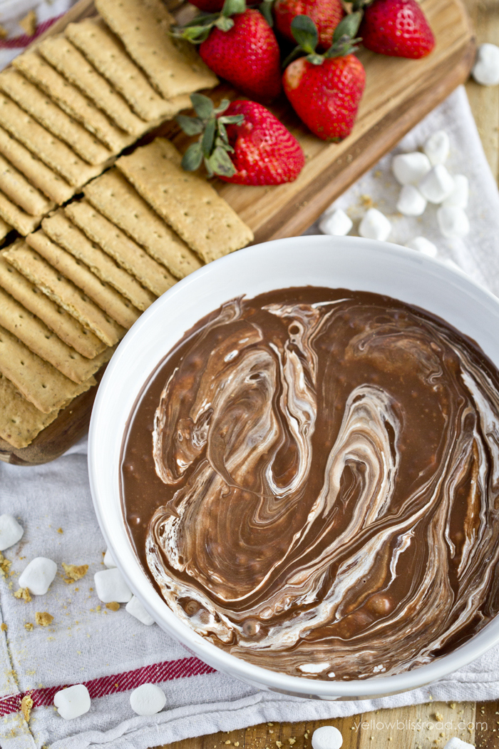 Unbelievable S'mores Dip Recipe