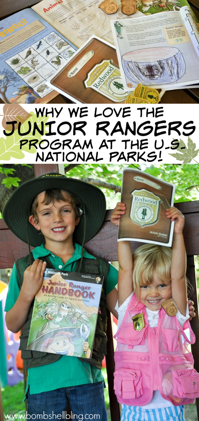 Junior Ranger Program at the US National Parks
