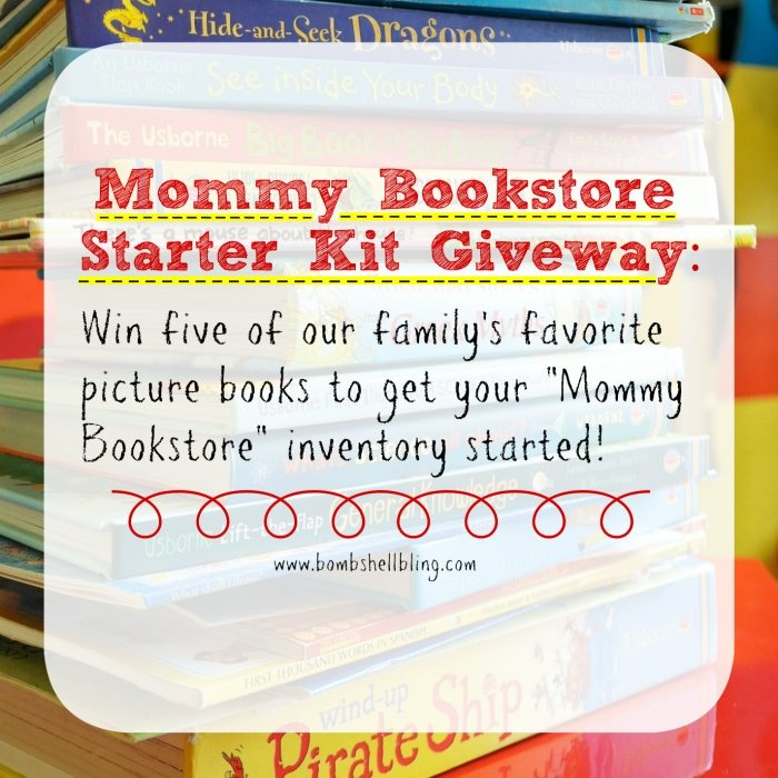 Mommy Bookstore Giveaway