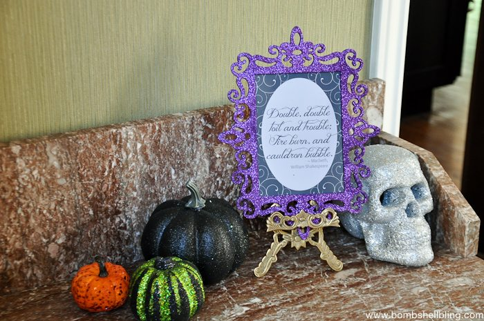 Halloween Home Tour Photos-8