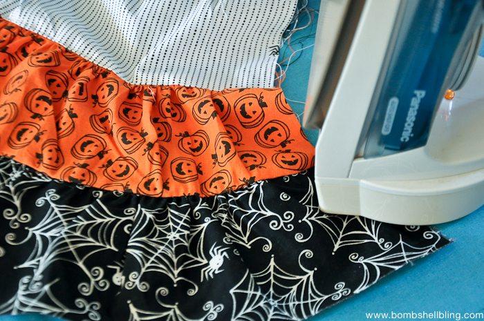 Halloween Maxi Skirt Tutorial-6