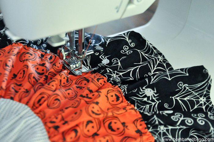 Halloween Maxi Skirt Tutorial-8