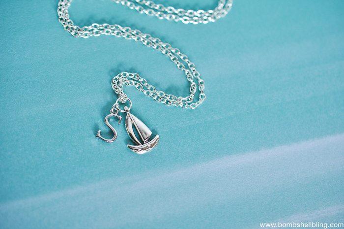 Nautical Charm Necklace-6