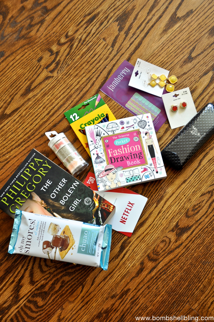 Favorite Things Giveaway 2015-1