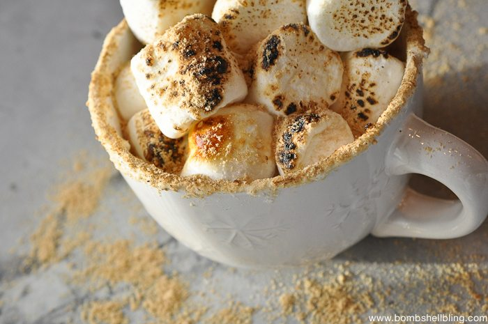 S'more Hot Chocolate-5