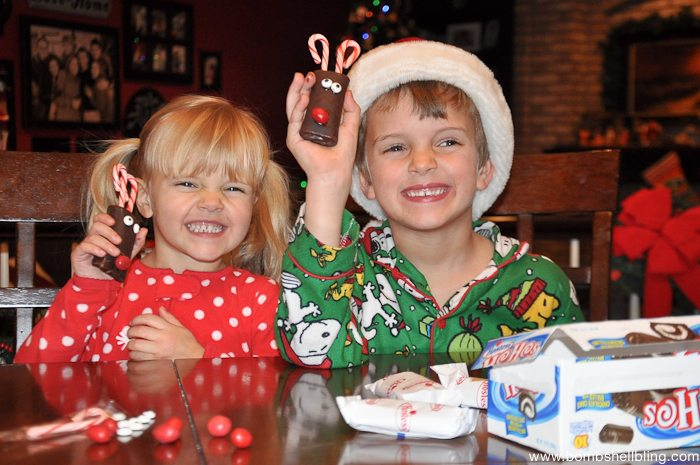 Ho Ho Reindeer Treats Idea-2