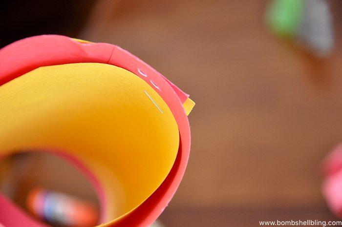 Chinese New Year Lantern Kid Craft-5