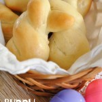 Easter Bunny Rolls Recipe