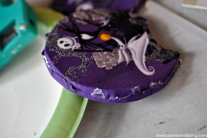 Jack Skellington Mouse Ears -4