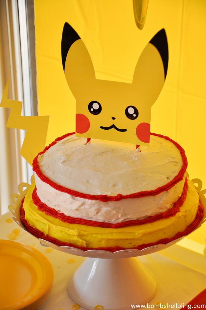 Pokemon Birthday Party-14
