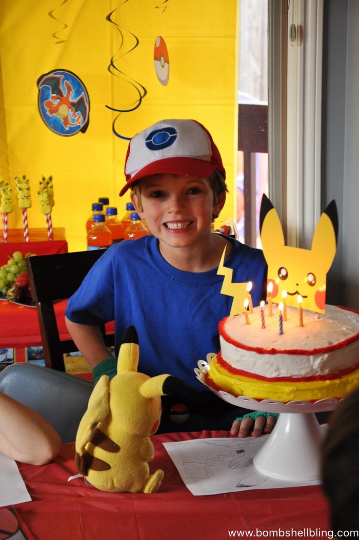 Pokemon Birthday Party-23