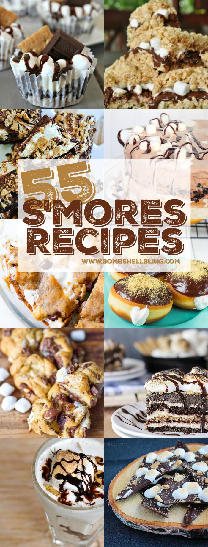 55 AMAZING S'mores Recipes