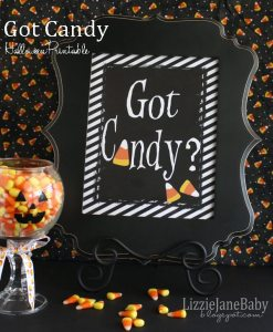 Free printable got candy? @lizoncall.com
