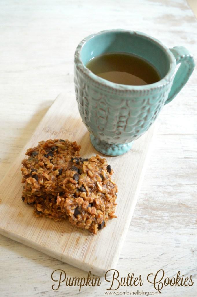 Pumpkin Butter Breakfast Cookies Recipe