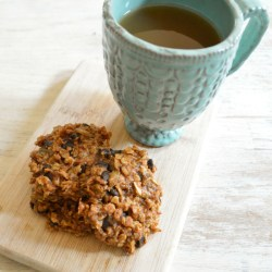 Pumpkin Butter Breakfast Cookies Recipe