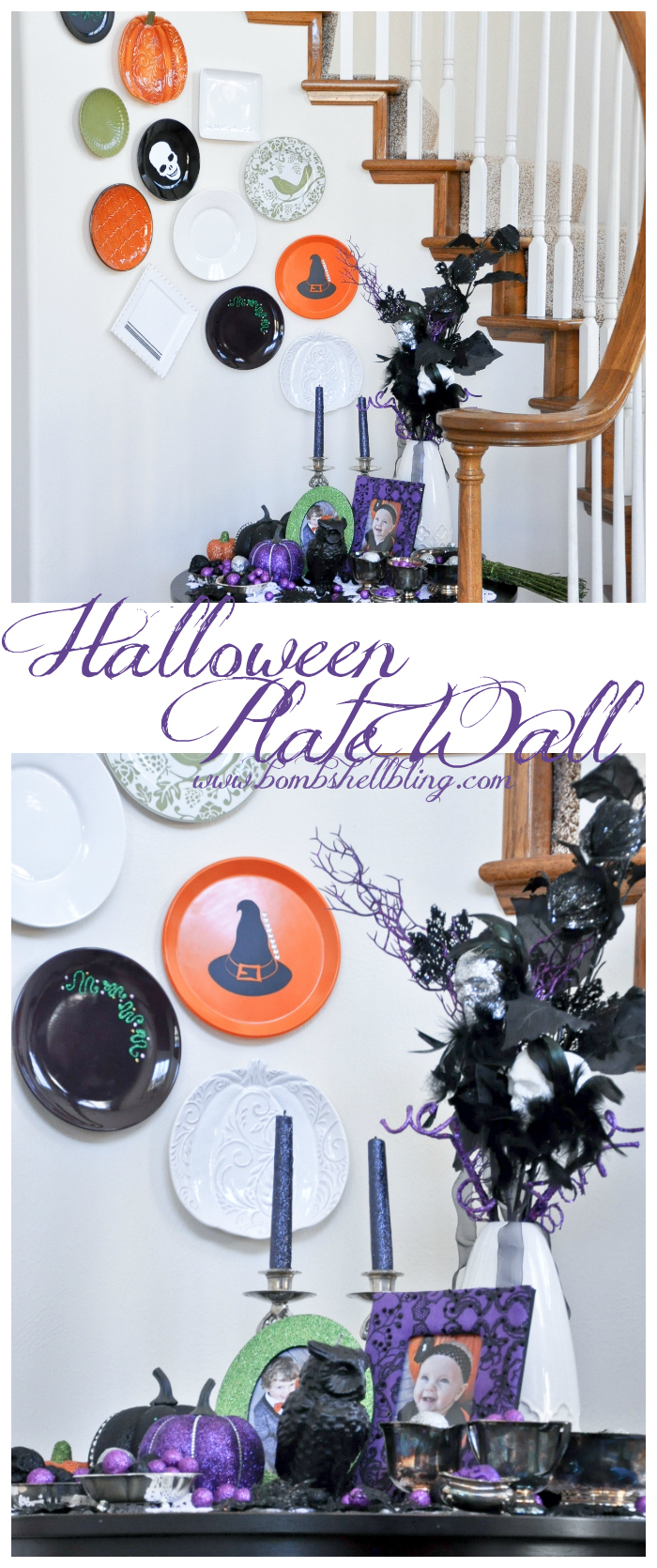 halloween-plate-wall-on-bombshell-bling
