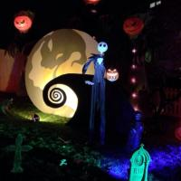 Epic Nightmare Before Christmas Yard