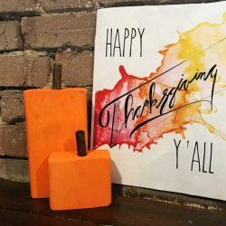 Happy Thanksgiving Y'all Printable