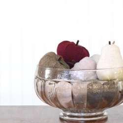 Farmhouse Fabric Fruit –  Apple and Pear