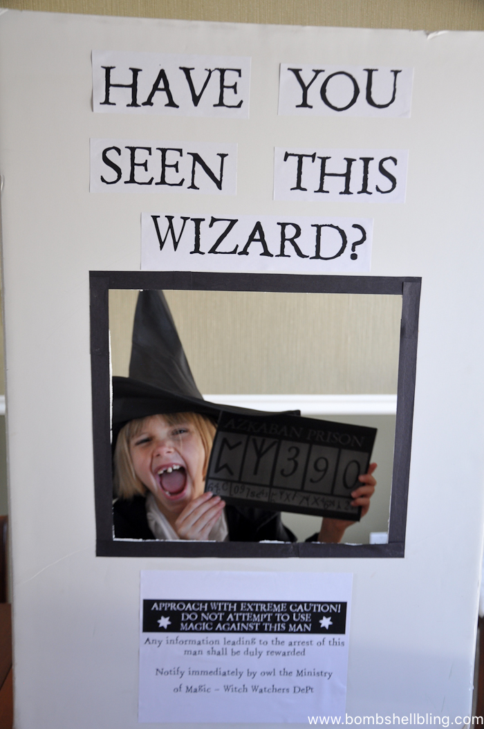 graphic about Harry Potter Have You Seen This Wizard Printable identify Harry Potter Birthday Celebration - Correctly Magical for Boys or