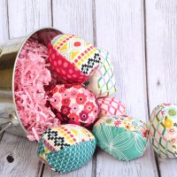 Soft Fabric Easter Egg Sewing Tutorial