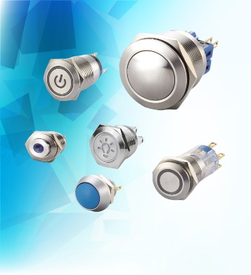 Metal Button Switch
