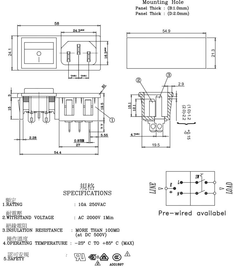 JR-101-1SB