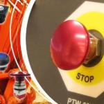 Industrial safety control