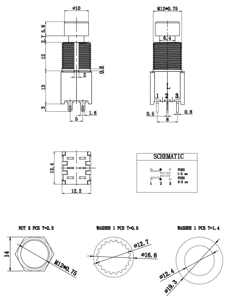 BST06PXZM-3